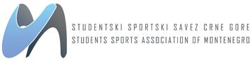 Studentski Sportski Savez Crne Gore logo