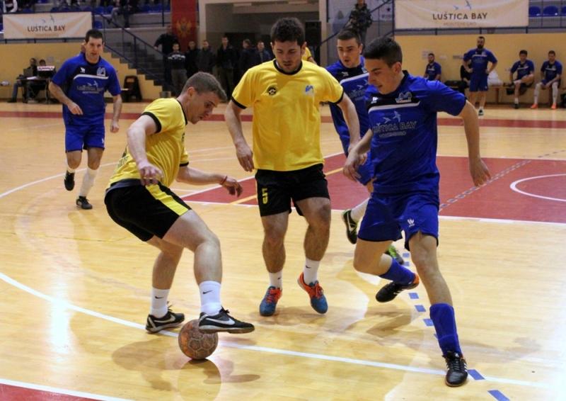 studentski sportski savez crne gore futsal polufinale 1