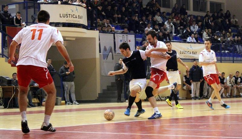 studentski sportski savez crne gore futsal polufinale